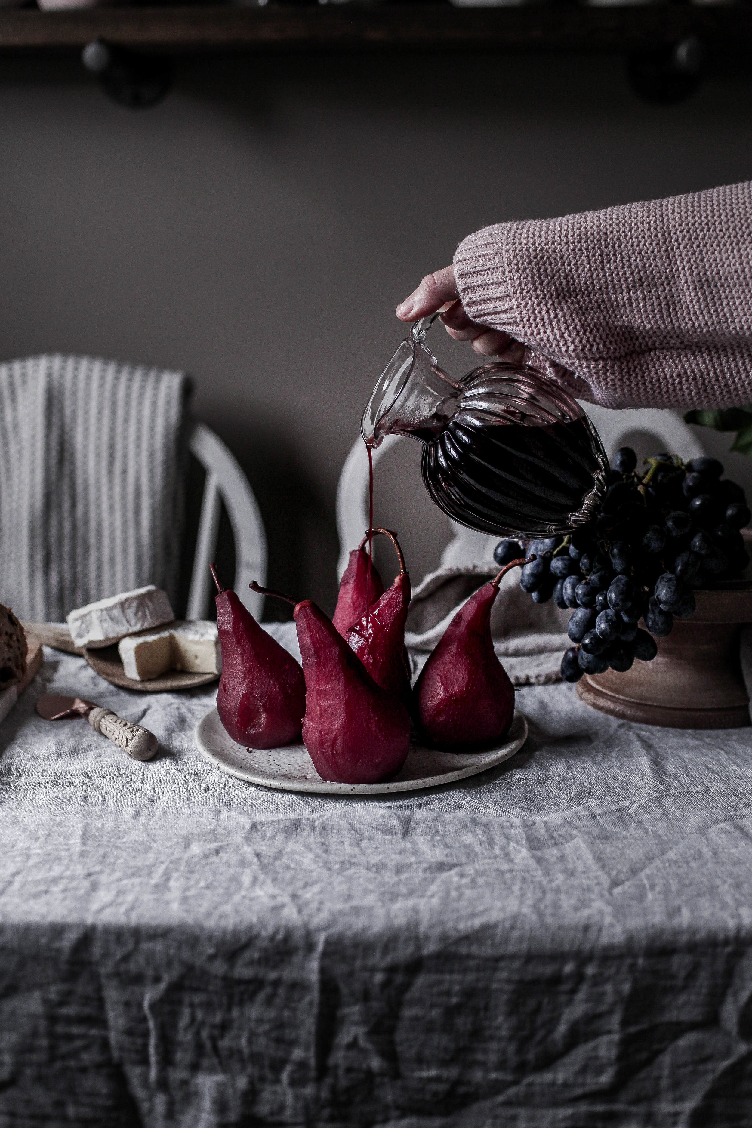 malbec mulled wine poached pears with castello camembert (67 of 1).jpg