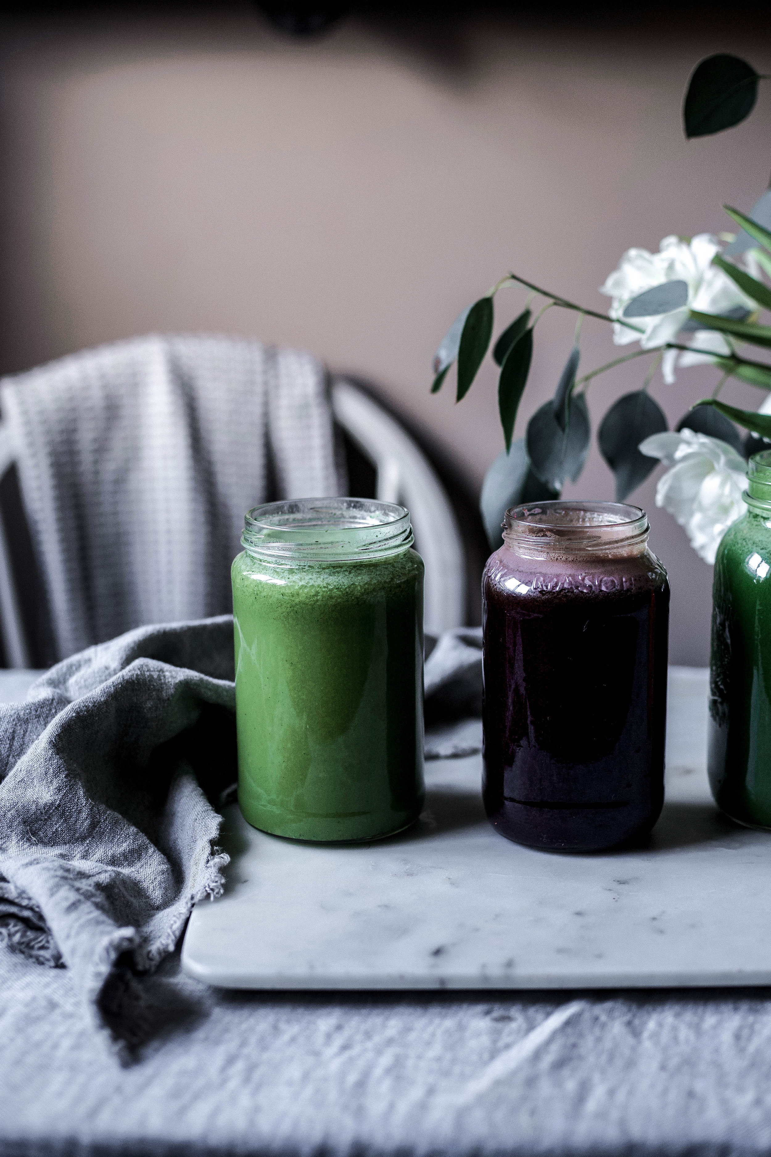 homemade 3 day juicing cleanse + detox