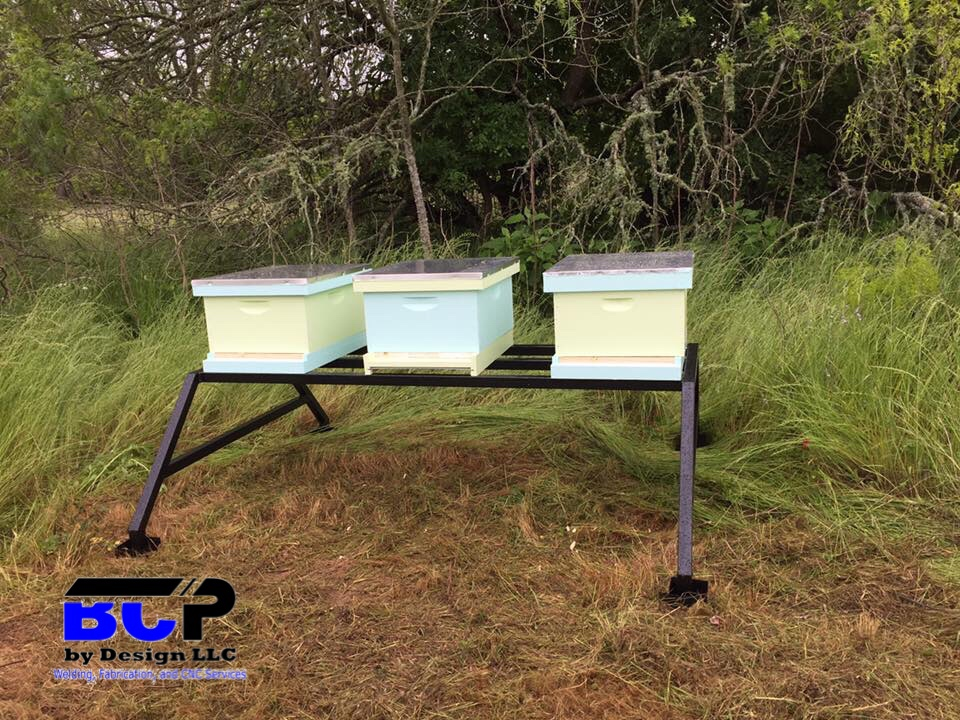 Bee C Hive Stands | Beehive Stands