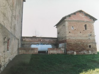 THE OLD GAS TANK AND THE PIGEON HOUSE 2005