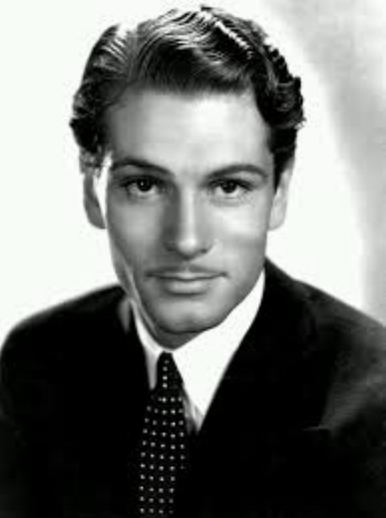 A young Laurence Olivier