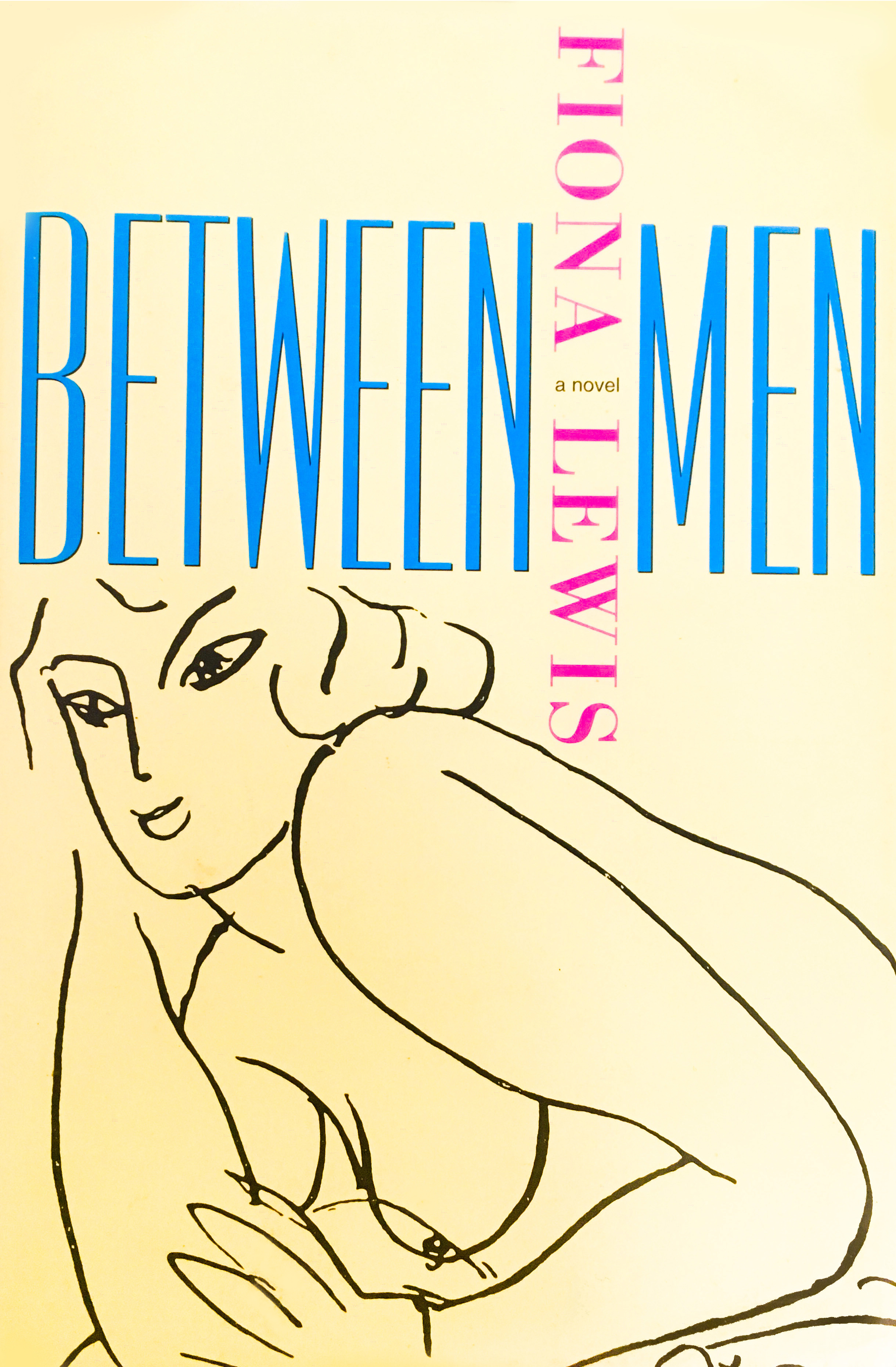 Fiona Lewis - Fiona's French Chateau - Book - Between Men