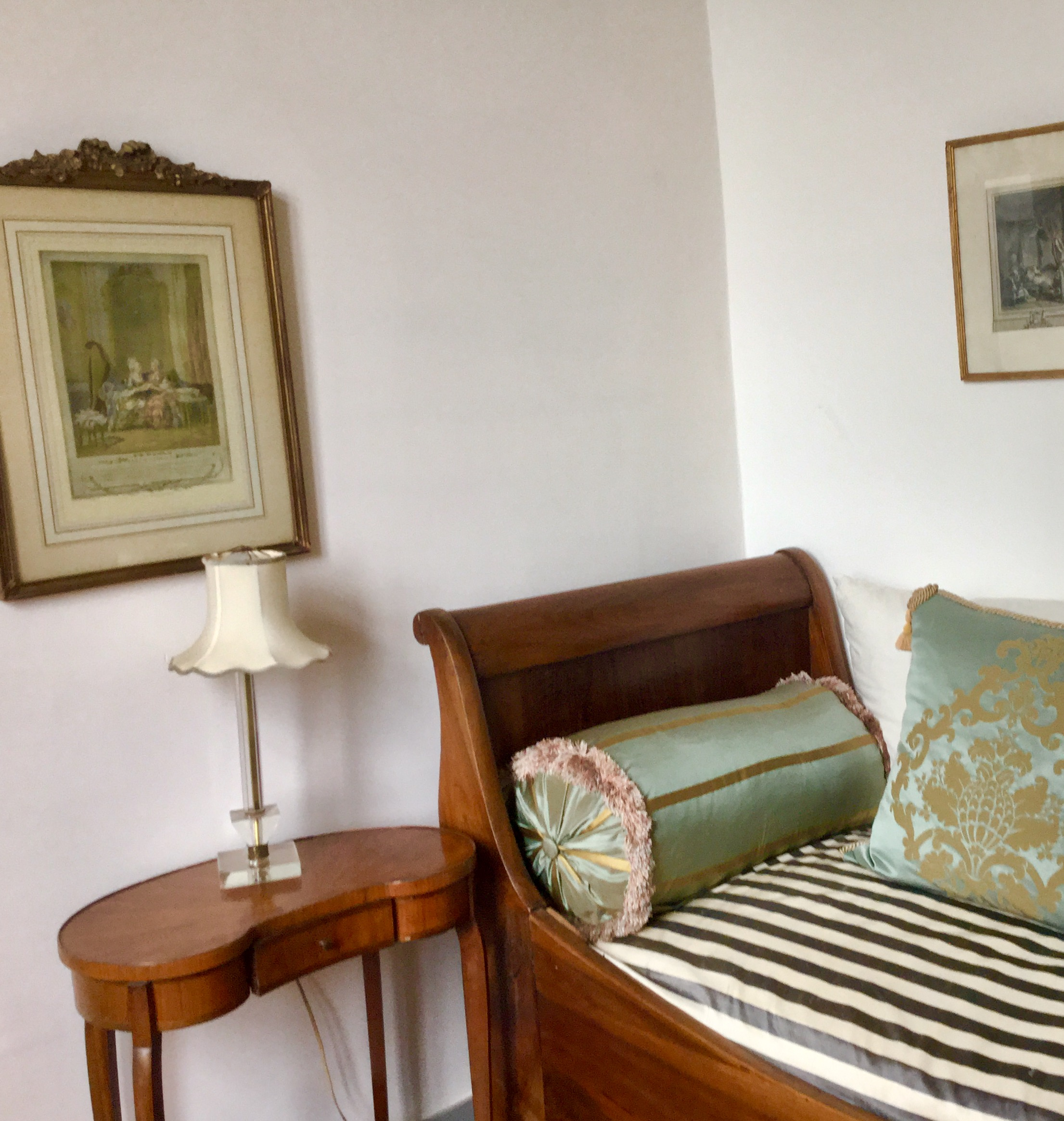 Fiona Lewis - Fiona's French Chateau - Interior French Home