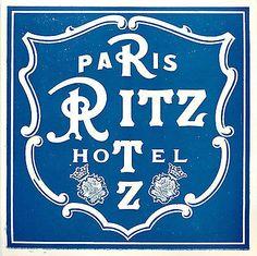 Fiona Lewis - The Ritz Logo