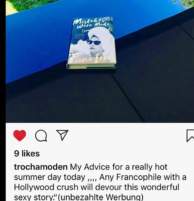 LATE SUMMER reading. Thank you @trochamoden 😎 for posting. #hollywoodstories #frenchmen #loveslost #chateaulife #60slondon #mistakesweremade #summerbooks #beachbooks #instabooks #escapetofrance