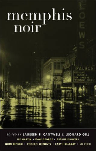 "Buy  Memphis Noir  and read Hatley's crime fiction short story ""Through Valleys."""