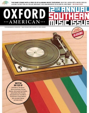 """Buy the 2010 Southern Music Issue of  Oxford American  and read Hatley's essay """"Hating the Blues."""""""