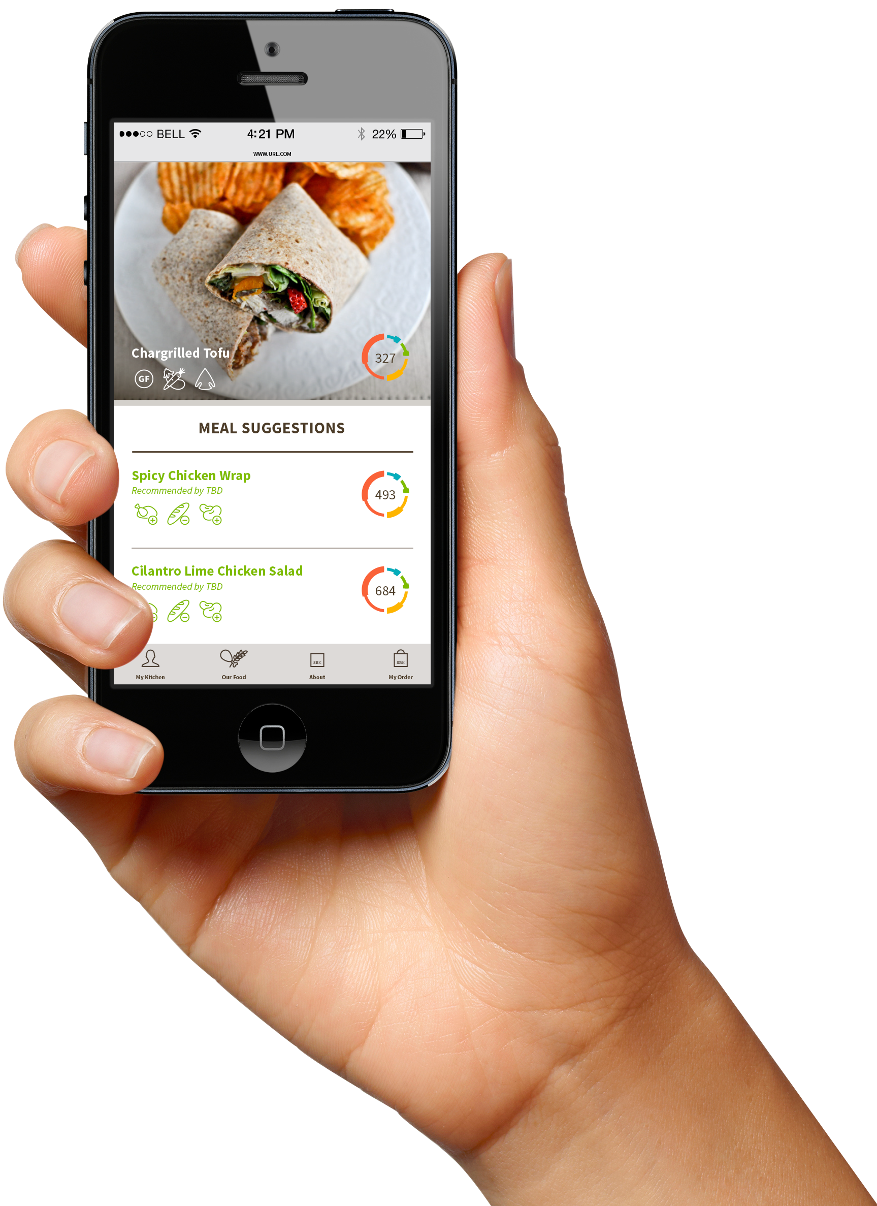 We collaborated with a visionary entrepreneur to develop a new app-driven restaurant concept that strives to help people truly eat more healthily and better match specific dietary needs in the quick-serve context.  Learn more  >