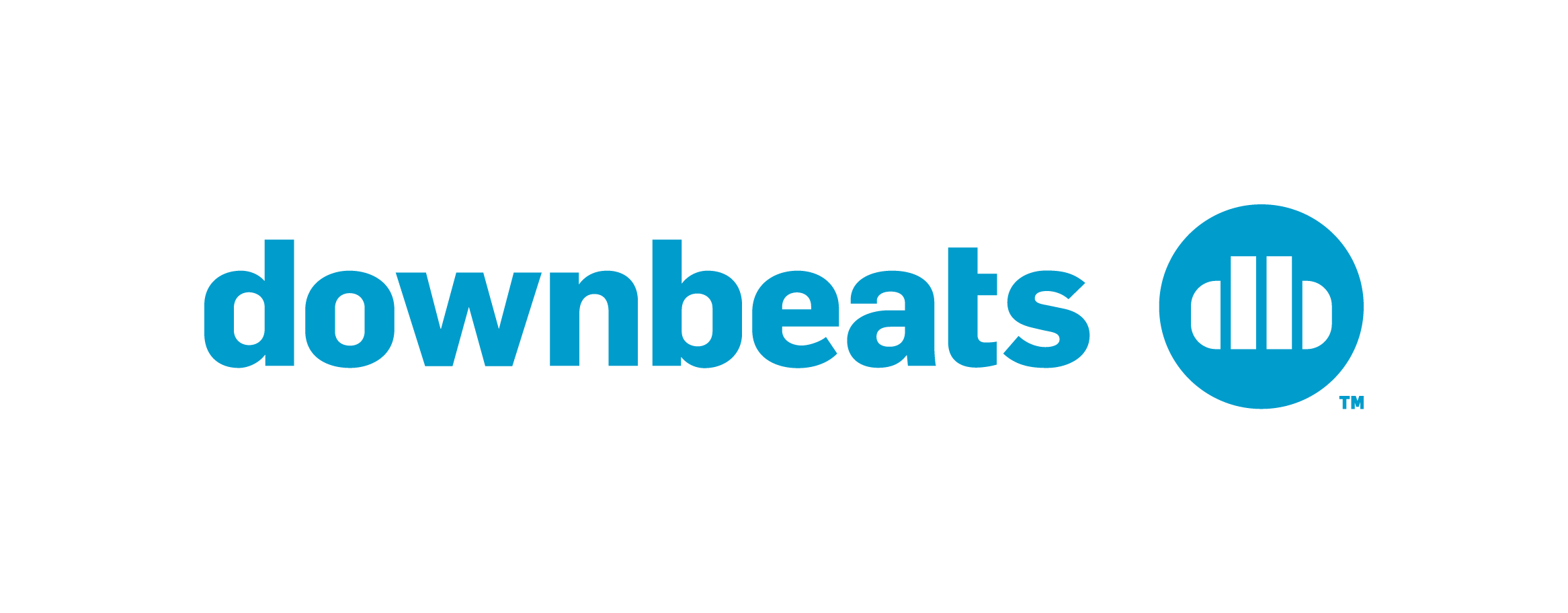 "A brand identity for an aural health company focused on hearing protection for the concert-going set. The symbol features an abstracted ""d"" and ""b,"" in reference to both ""Downbeats"" and the abbreviation for ""decibels"" (db), that combine to resemble a human head and ears."
