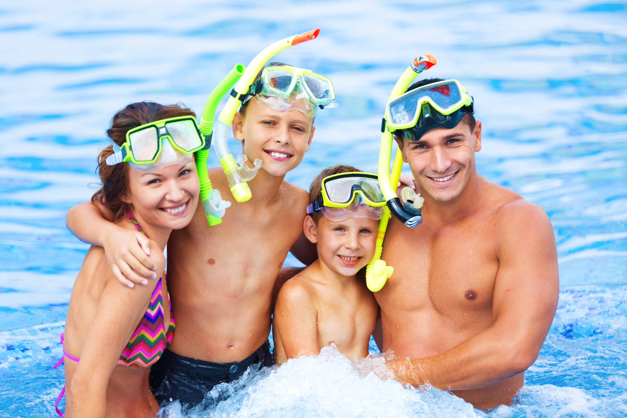 Family resorts Total Travel Destinations