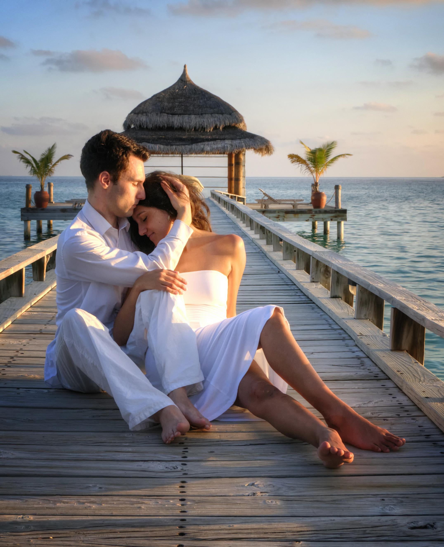 travel agent romantic getaway