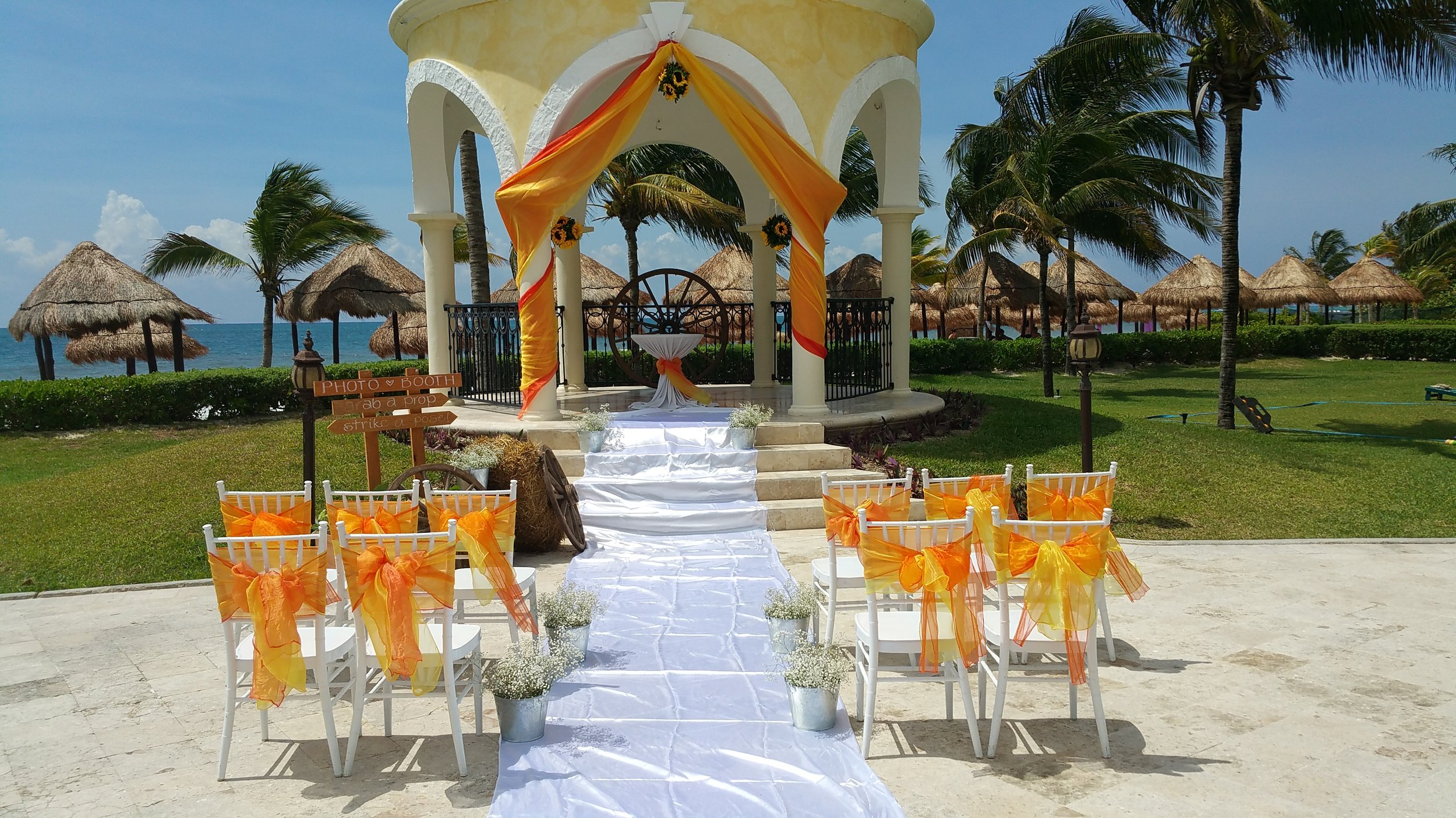 travel agent destination weddings