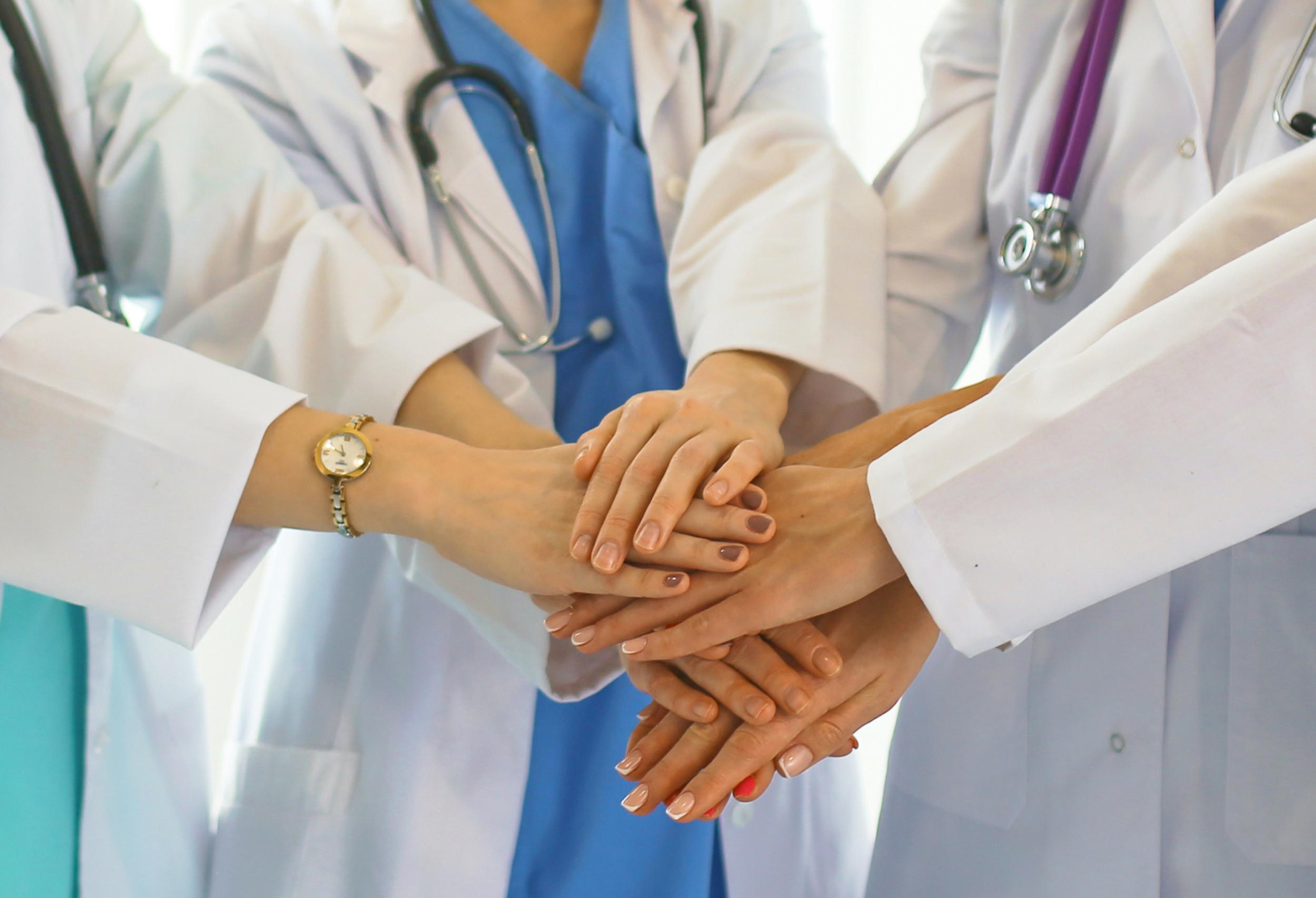 we believe in… - Patient CareTechnologyHealingPhilanthropy