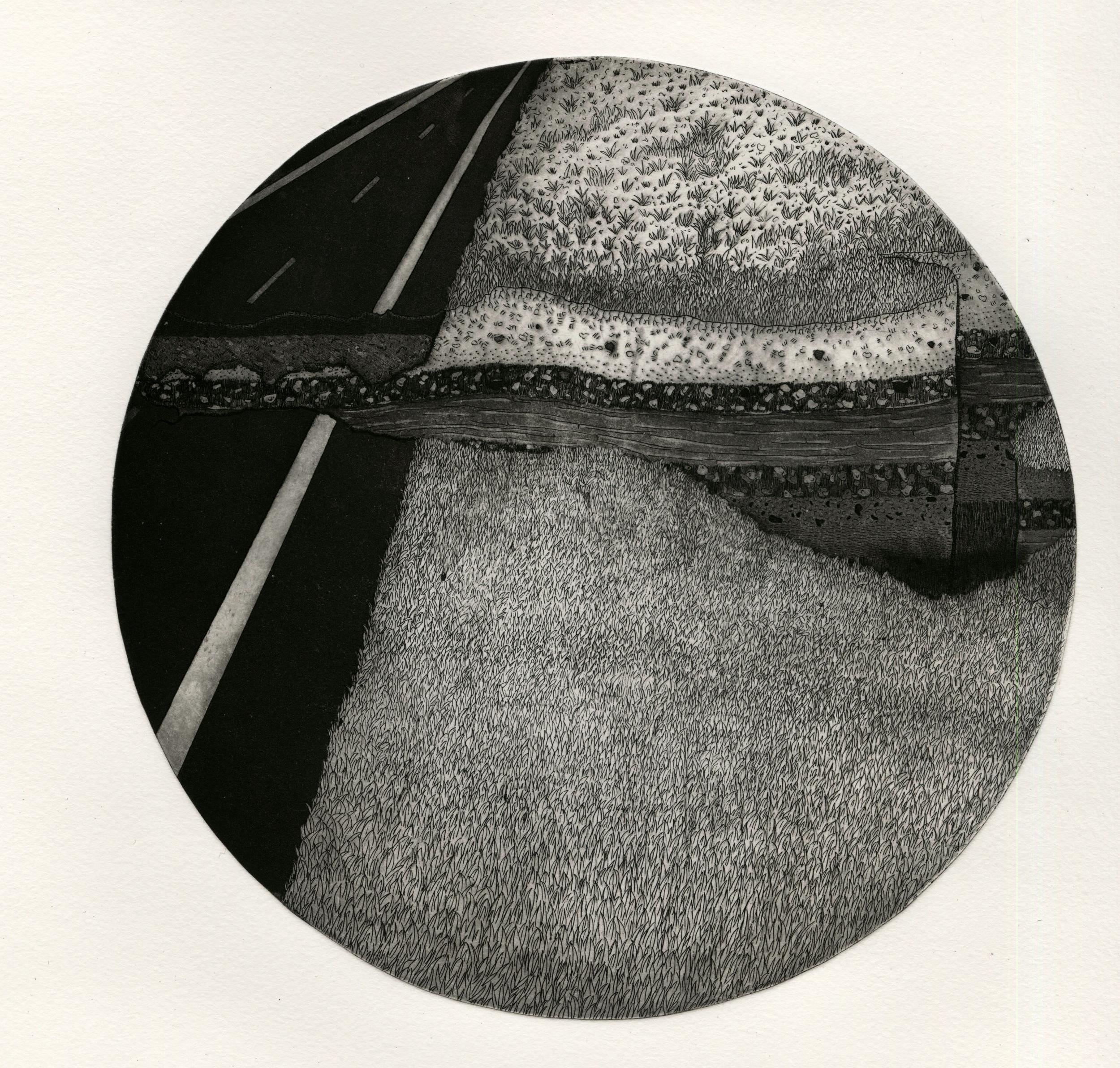 sinkhole #2, 2014