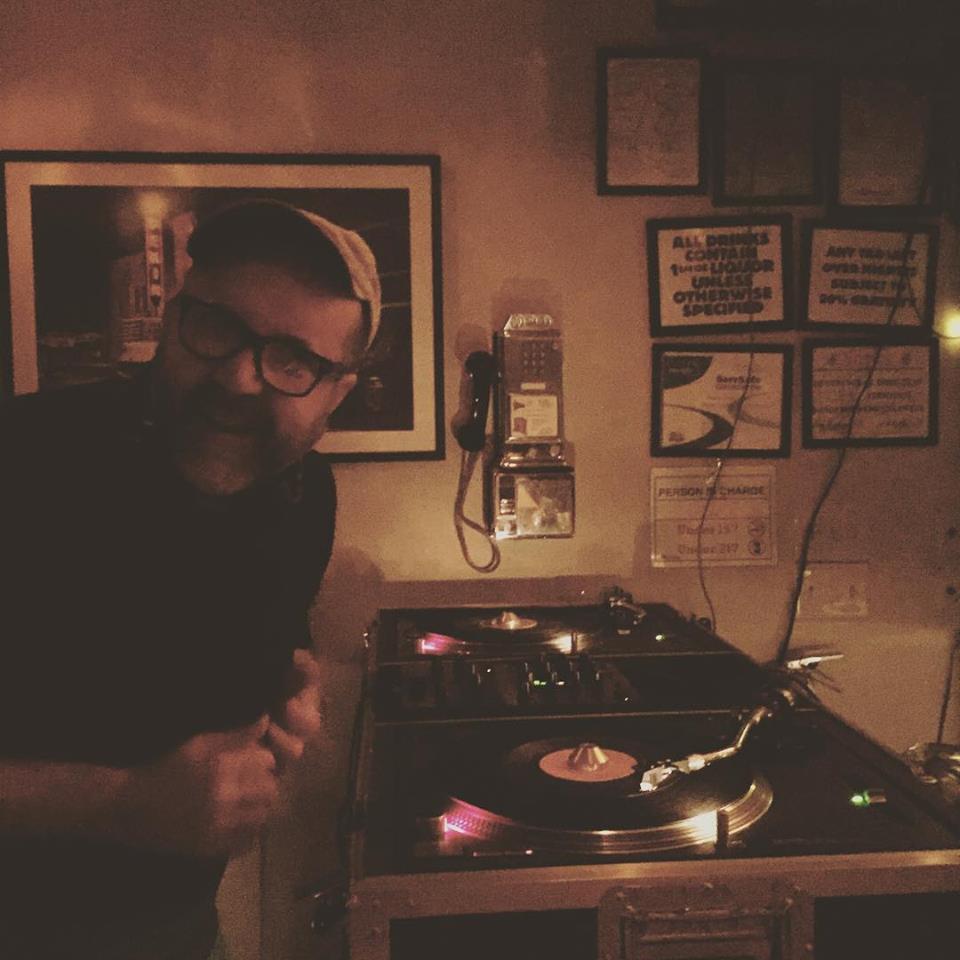 DJ Casequarter