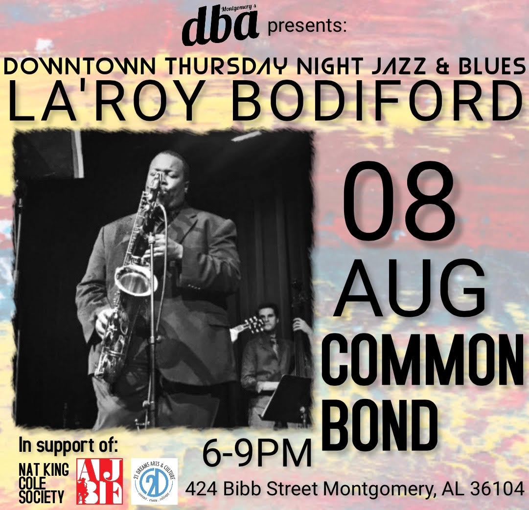 LaRoy-Bodiford-August-8-2019-Common-Bond-Brewers