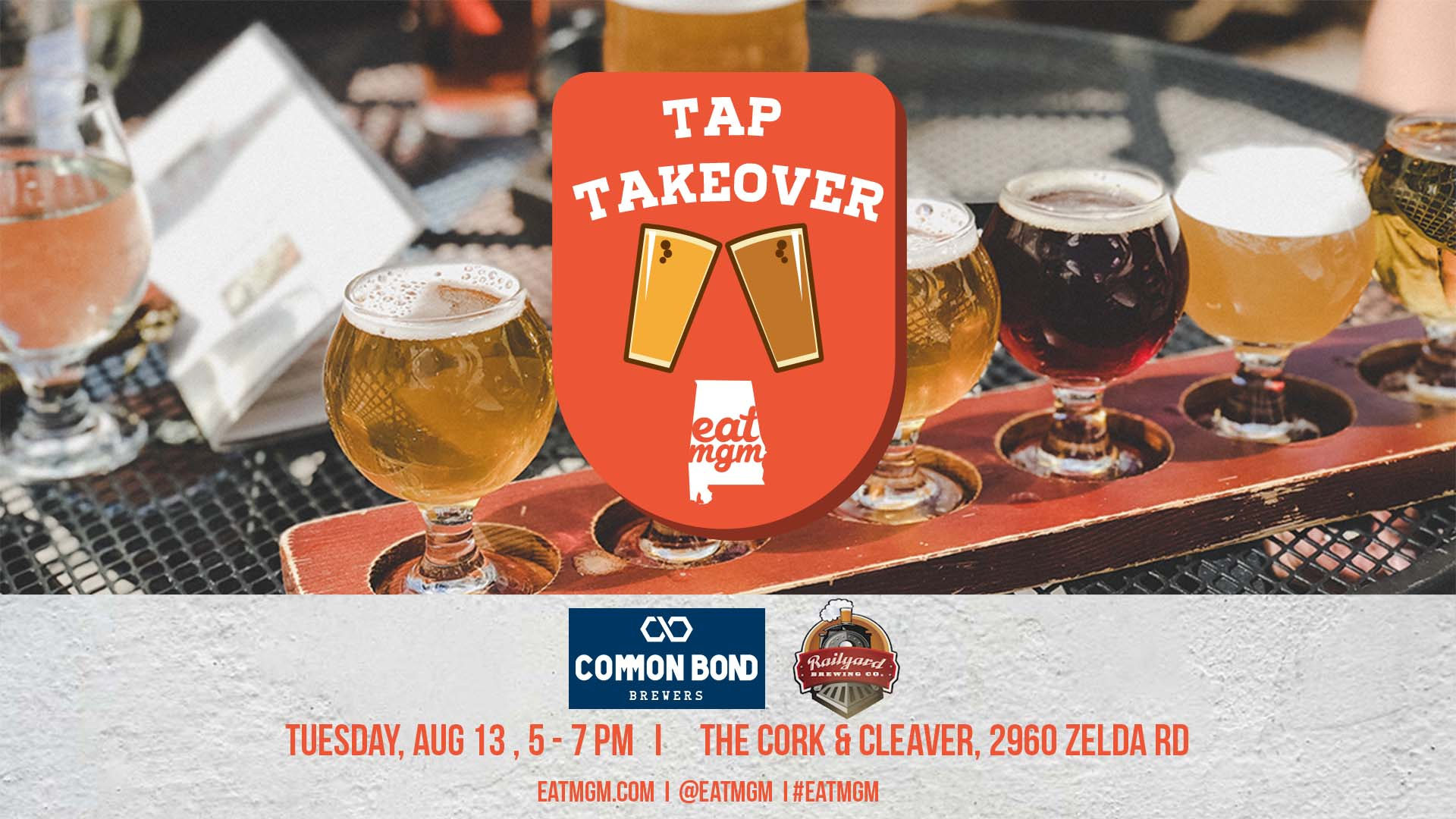 EatMGM-Restaurant-Week-Tap-Takeover-at-The-Cork-and-Cleaver