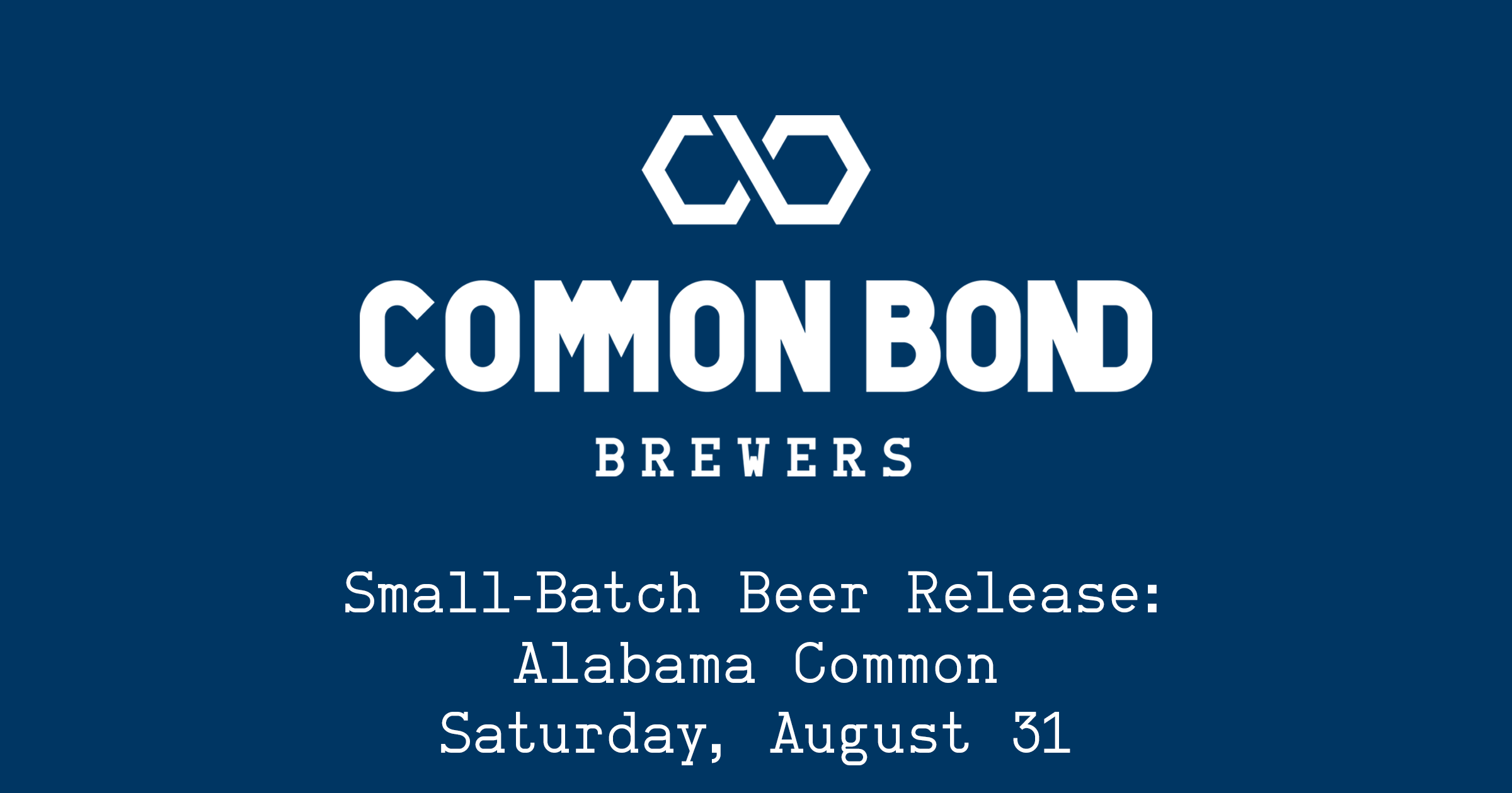Alabama Common Beer Release.png