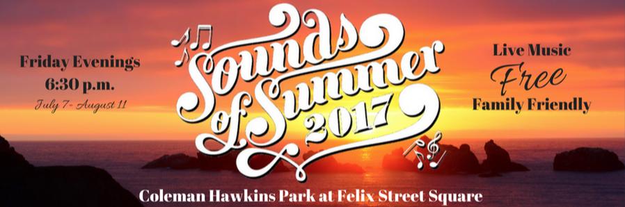 Kendall randolph Sounds of summer St joseph Sunshine.png
