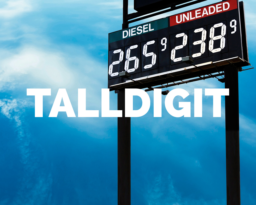 talldigit