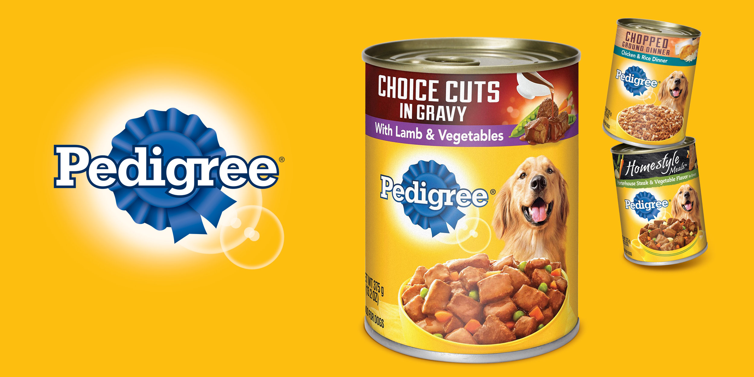 New Pedigree USA Can Design