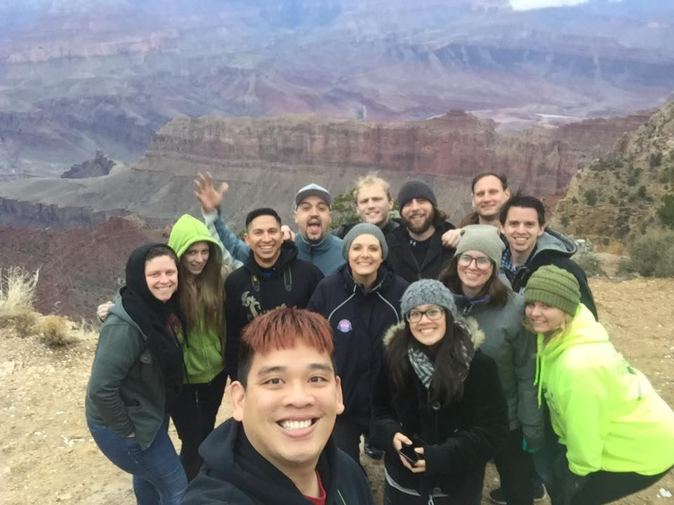 NODA @ The Grand Canyon