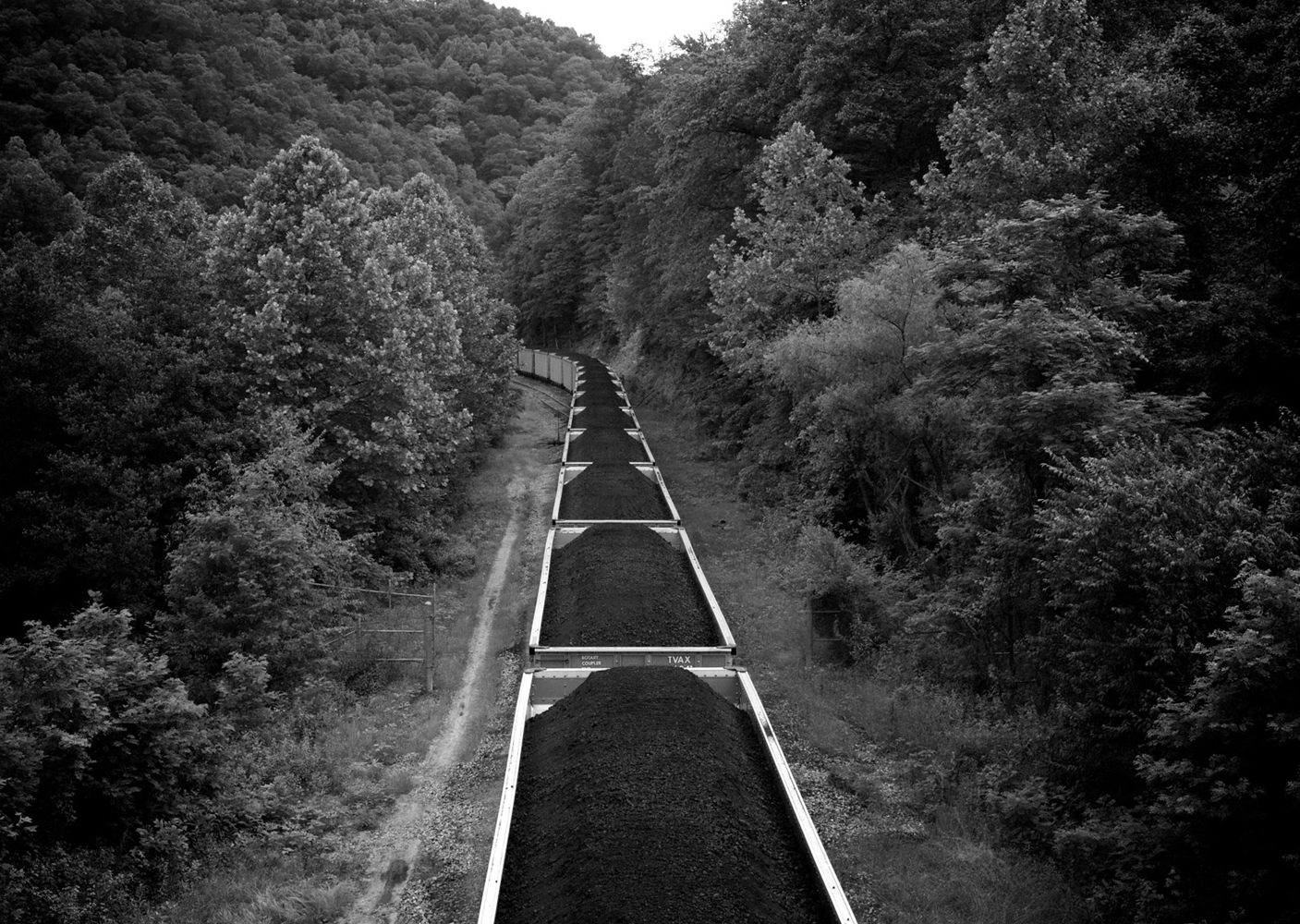Wharncliffe, Mingo County, West Virginia. July 2008.
