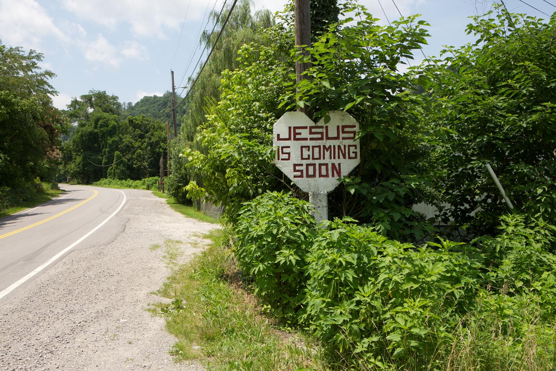Maher, Mingo County, West Virginia. June 2010.