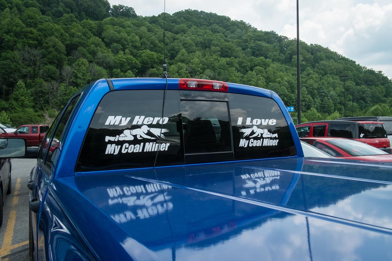 Goody, Pike County, Kentucky. May 2014.