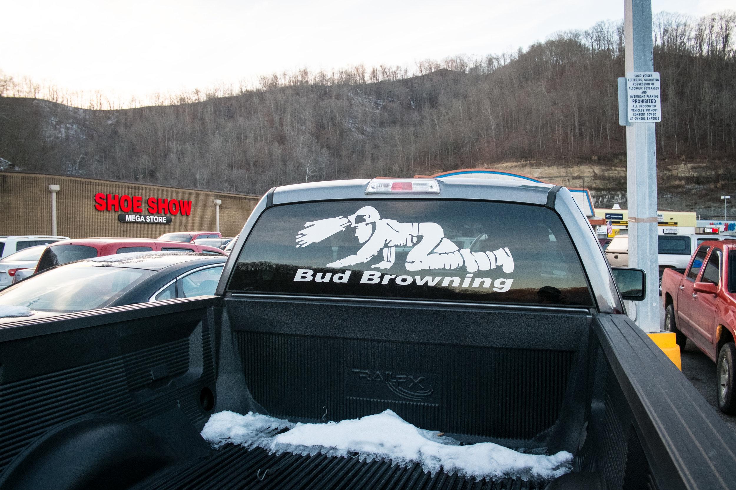 Goody, Pike County, Kentucky. December 2013.
