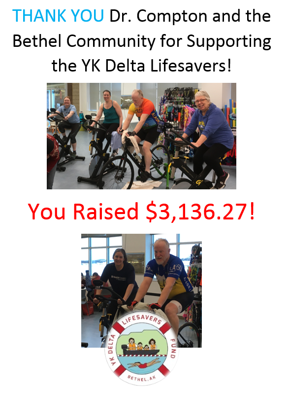 Riding fundraiser, March 3, 2018