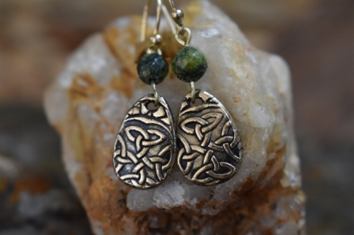 Find a perfect pair of earrings but they are sold out? Don't worry! We offer on demand artisan designs for our sold out items.