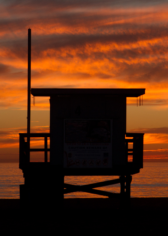 SUNSET TOWER I