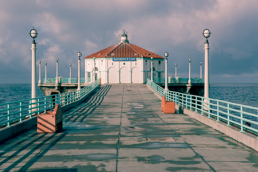 ROUND HOUSE - MB PIER