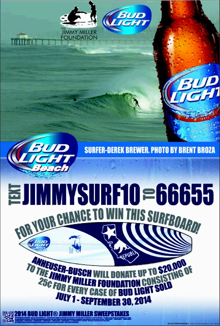July 1, 2014 - Bud Light Promotional Ad