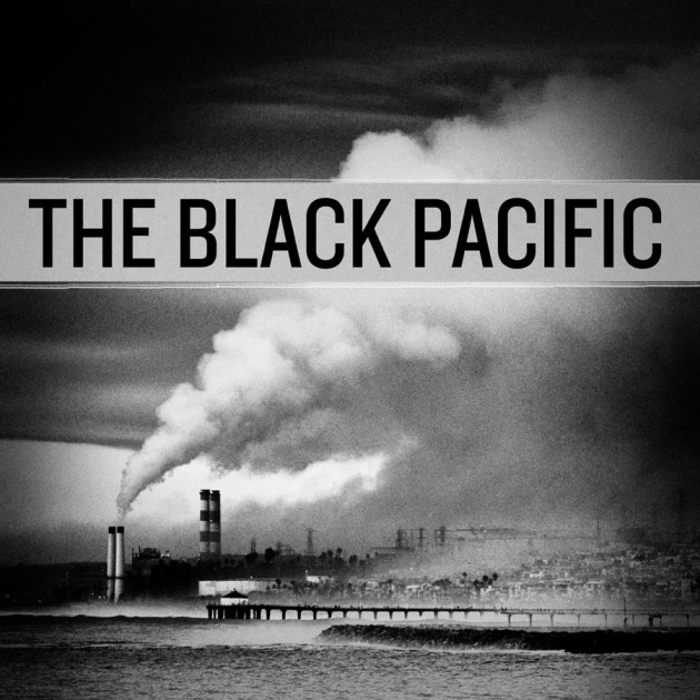September 14, 2010 - The Black Pacific – Album Cover
