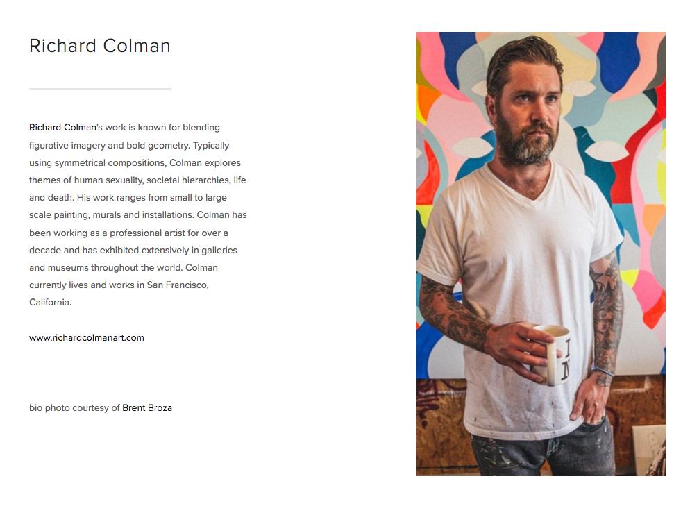 June 2016 - Casa Urraca, Artist Richard Colman - Tulum, Mexico