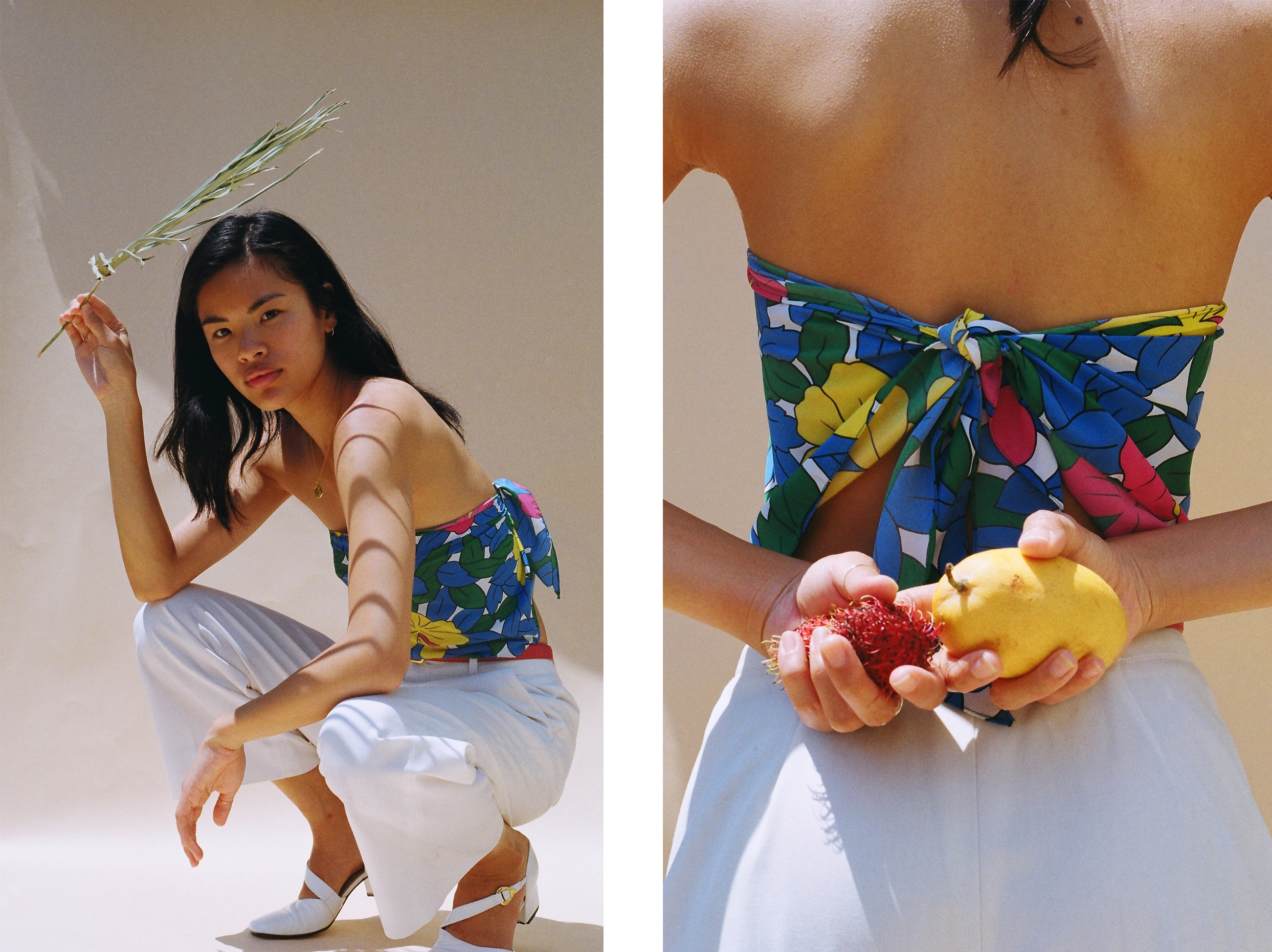 Sandra Diola for Flatbush Frida