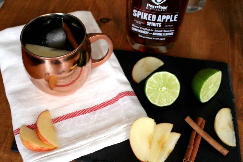 Spiked Apple CIder Mule