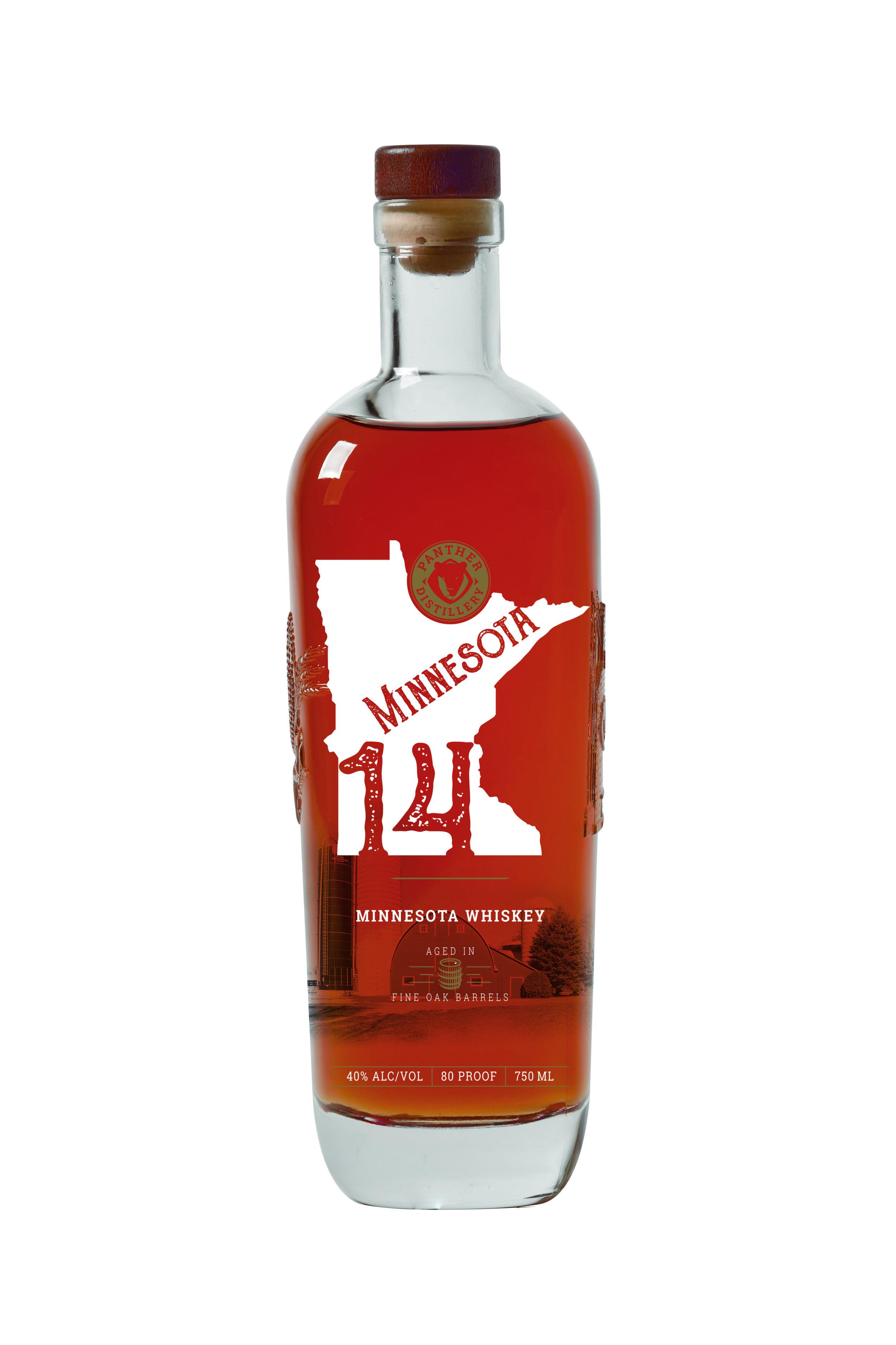 Minnesota 14 Panther Distillery
