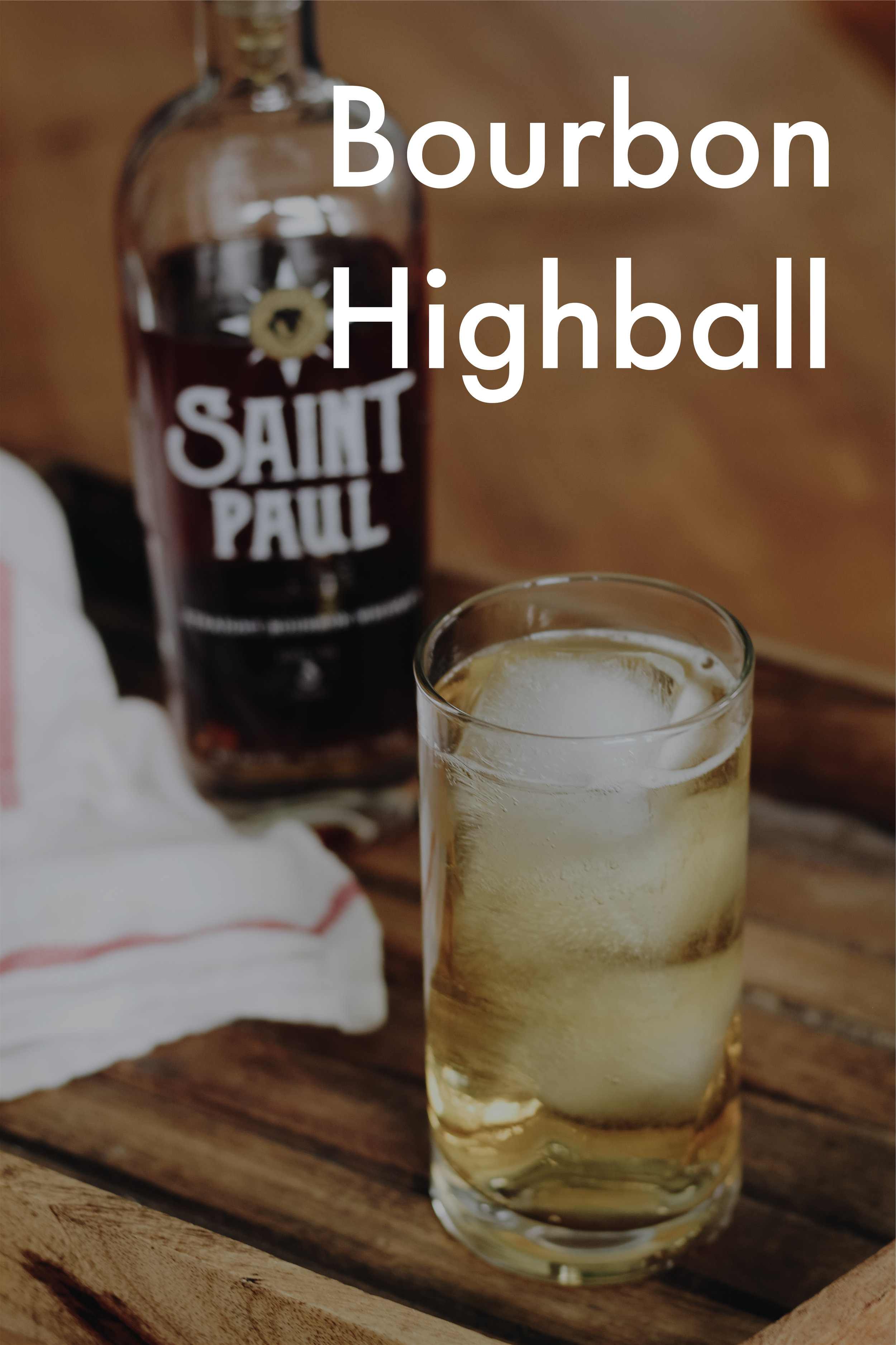 Bourbon Highball