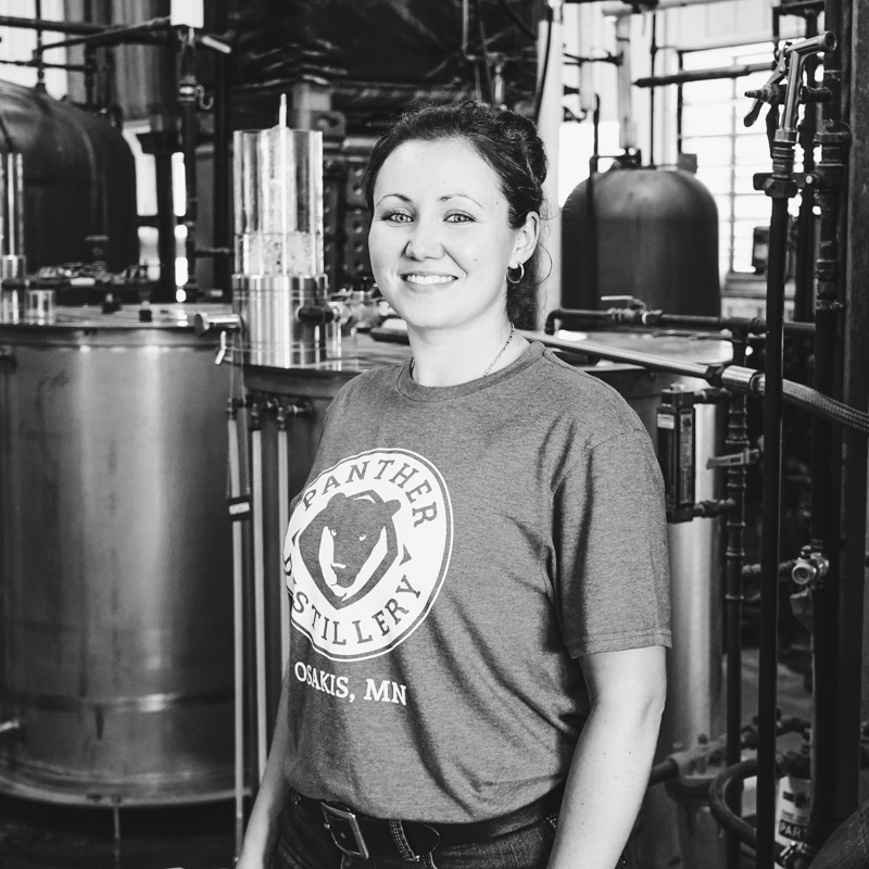 Mary Hough |  Head Distiller