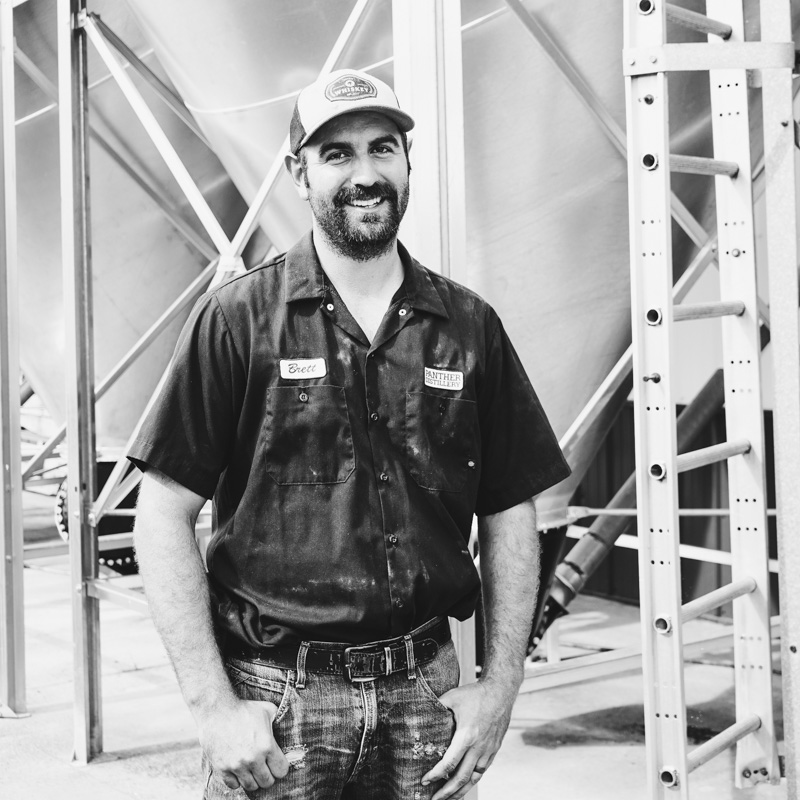 Brett Grinager | Master Distiller & General Manager