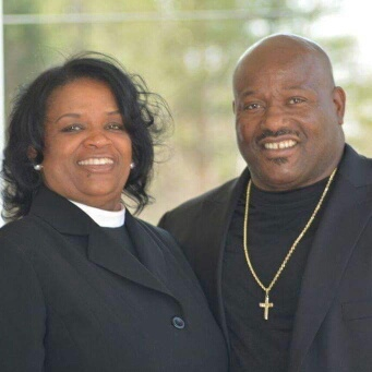 Rev. Loretta Hazely and Husband Rev. Byron Hazely