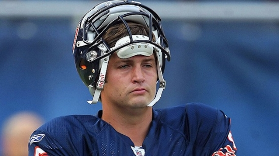 Jay Cutler is poised to light up the press booth with the same glowing prescense he brought to the Bears locker room.