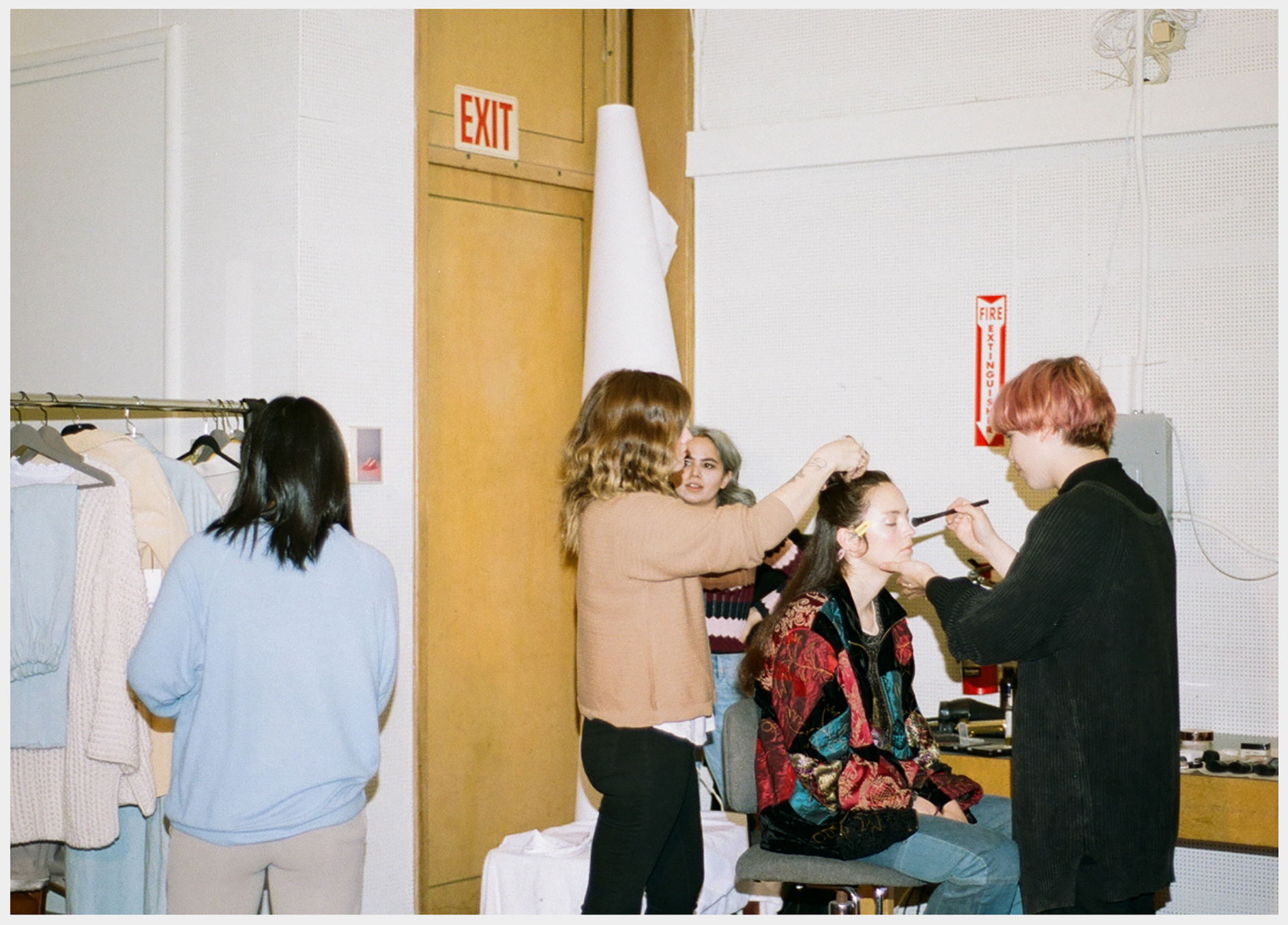 Behind the Scenes-Making a fashion editorial  February 9, 2017   https://vsco.co/style/journal/behind-the-scenes