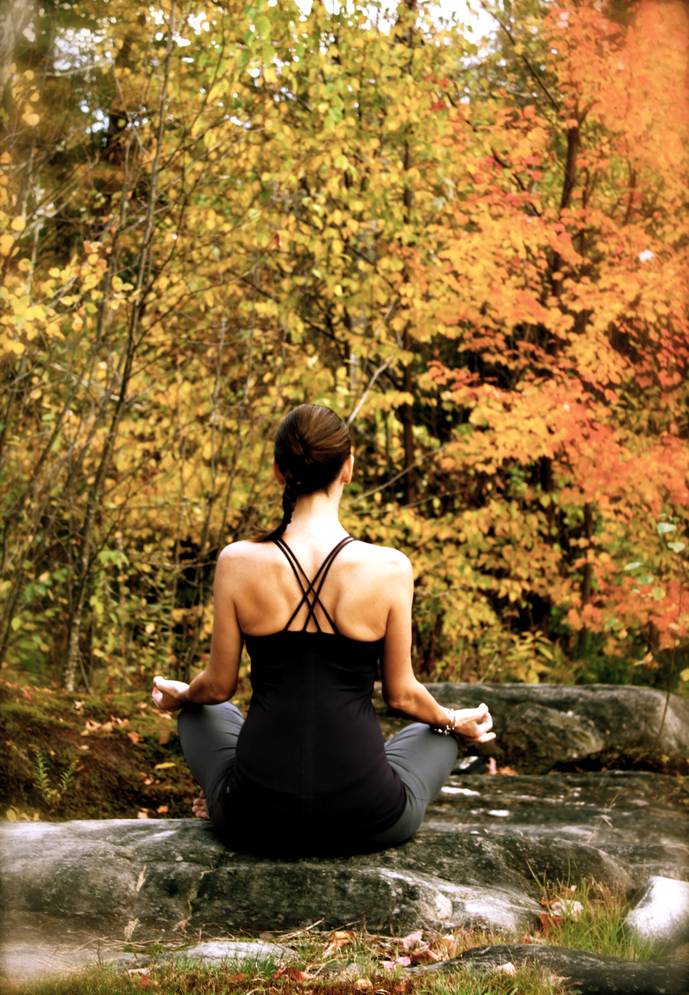 Autumn Yoga in Vermont