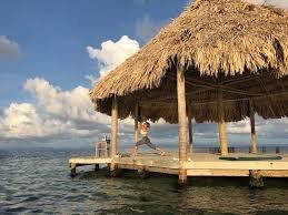 All Inclusive Yoga retreat - Includes: 7 night stay * 3 meals/day & snack * daily yoga classes * alcohol & non alcohol drinks * group snorkel trip to the Barrier Reef * welcome gift * local flights to & from Belize City to Dangriga * roundtrip boat * kayaks, paddle boards, snorkel gear, bikes, fishing poles, sailboat * includes taxes& gratuities. (does not include flights to Belize City). $300 deposit secures your spot~grab it while you can as the island offers limited bungalow /housing.Total price: Single Occupancy: $4,600 USD. Double Occupancy: $3,500 USD per person.