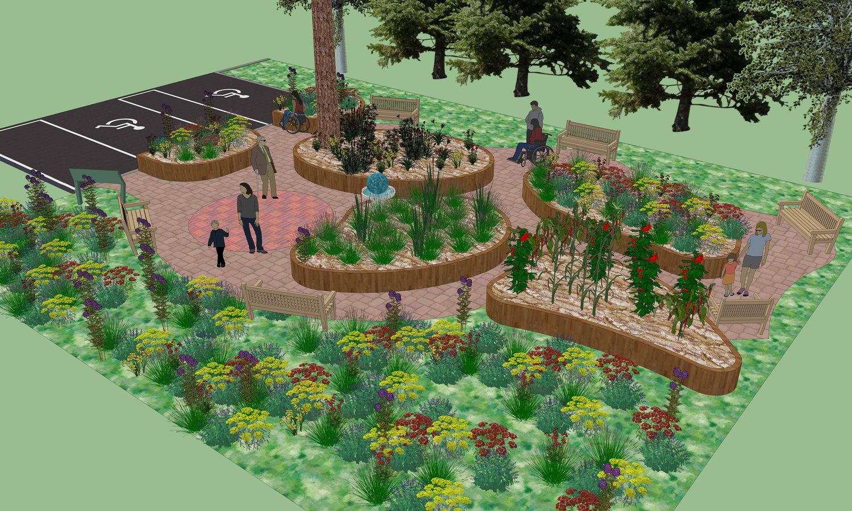 Growing At The Bartlett Bartlett Arboretum Gardens
