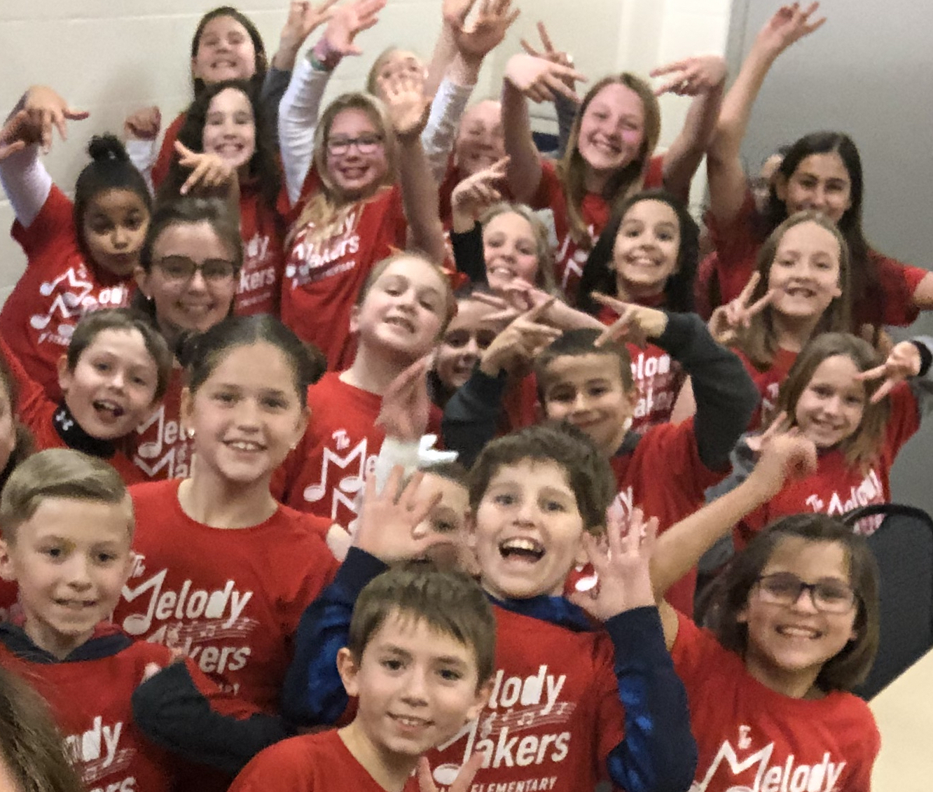 Melody Makers Youth Choir - Starr Elementary
